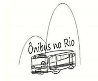 Logotipo do site ônibus no rio na página sobre