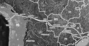ônibus do Brasil para o Perú