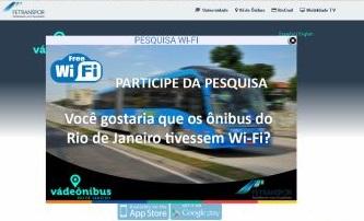 pesquisa wifi onibus rj